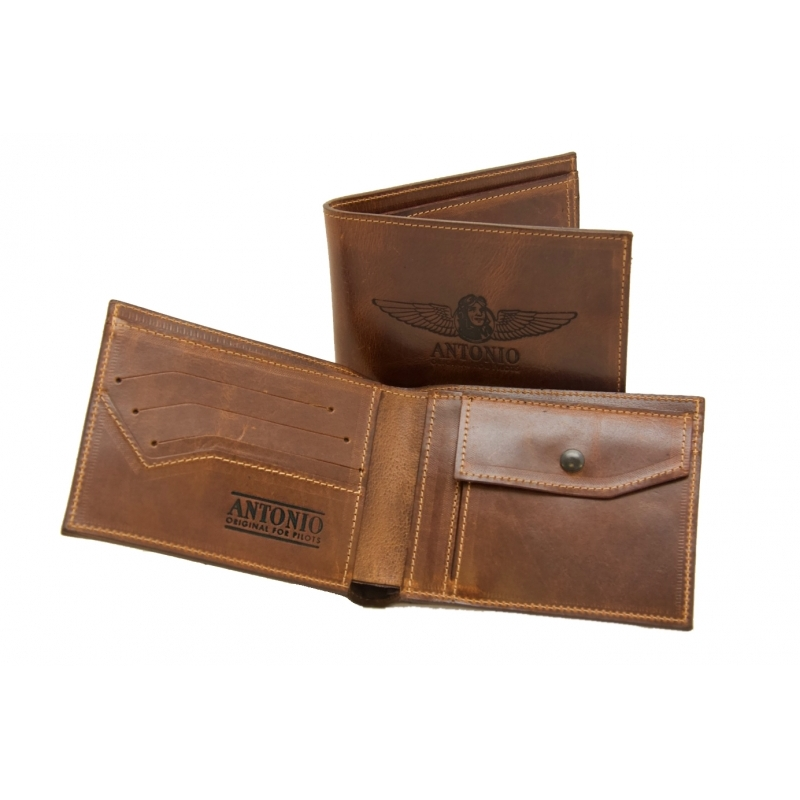 Kožené doplňky  Kožená peněženka 24f1915aad